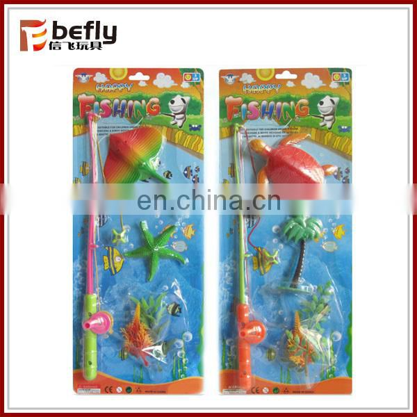 Baby toy fishing game set