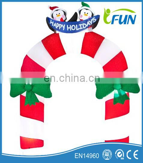inflatable Christmas house tent / inflatable portable house for Christamas / Christmas house for sale