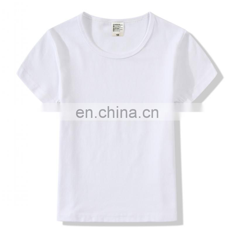 Factory Wholesale Round-neck Sublimation Sports Blank Modal T-shirt for Men
