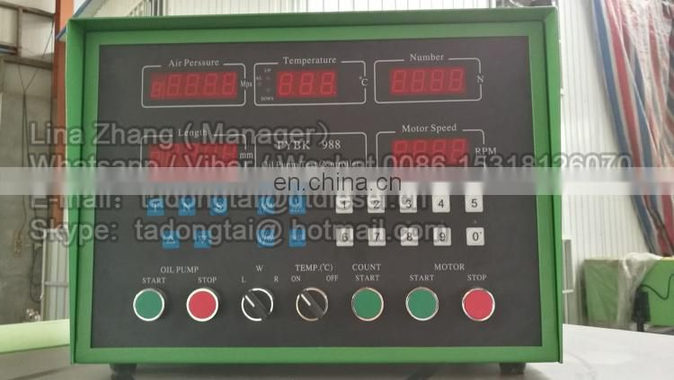 12 cylinders Diesel Injection Test Bench 12PSDW