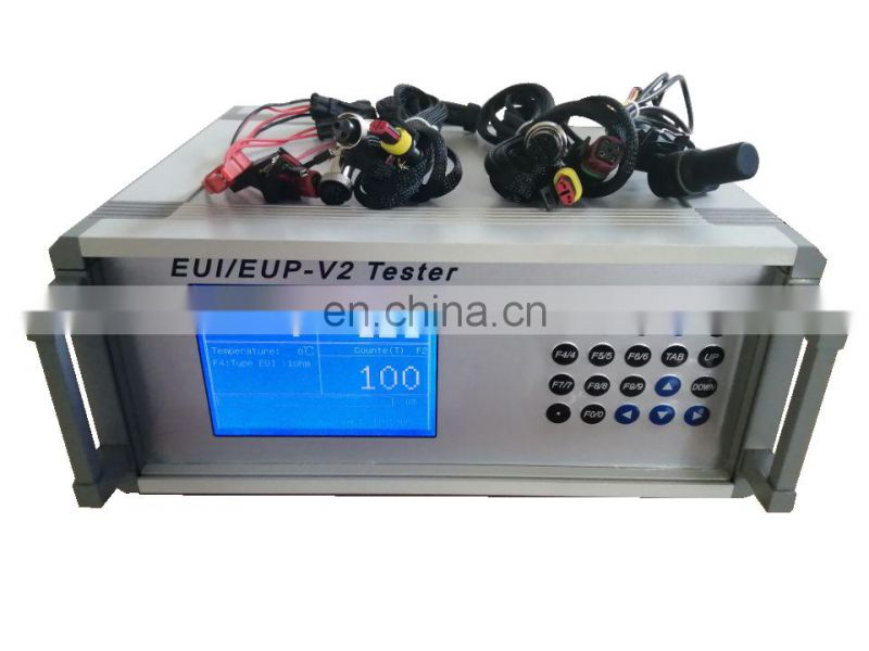 Diesel Injection Pump Test Bench with EUI EUP tester EUS800L