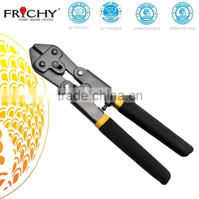 X49 High Manganese Steel Jaws With High Carbon Steel Handle Crimping Pliers Hard Wire Cutter Tool