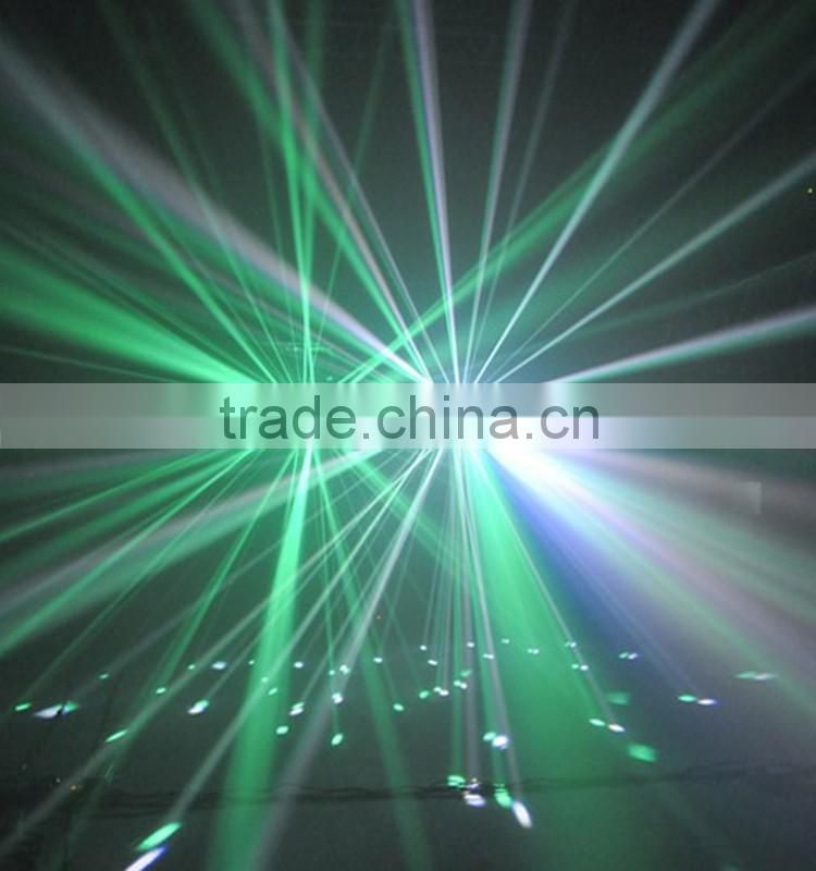 guangzhou factory led six eyes beam stage effect light LED Multi-Beam Light bar and night club