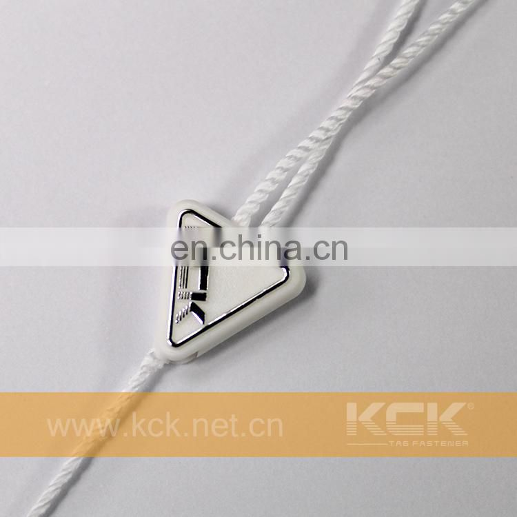 KCK white Gold Foil Watch Seal Tags