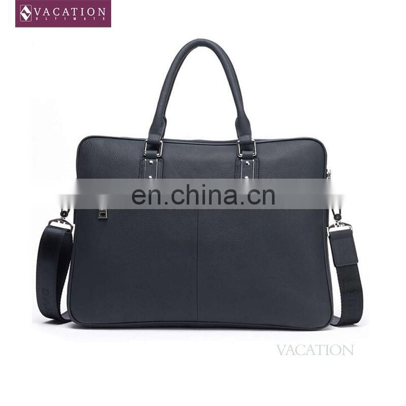 High quality PU leather computer handbag