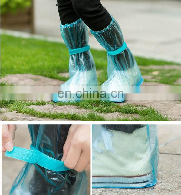 2017 fashion Shoe covers for rain snow waterproof rainshoes