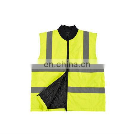 Reflective Safety Waistcoat with EN ISO20471 Standard
