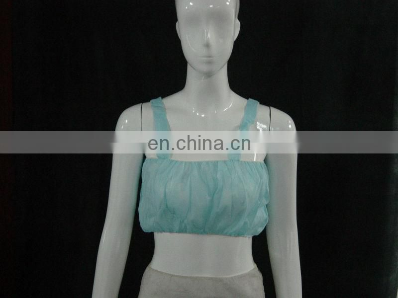 disposable woman underwear / hot sexy bra for lady using