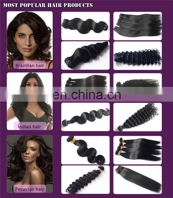 Top quality 30 inch malaysian micro bead human hair extensions