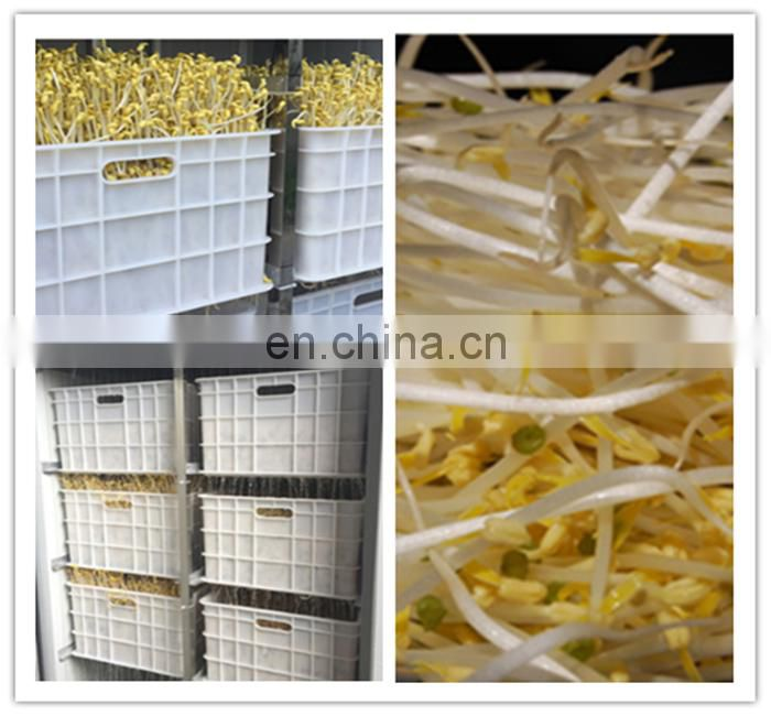 beans /soya bean /green mung bean sprout production machine for sale