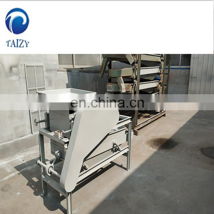 high quality Sacha Inchi seeds shelling machine Sacha Inchi processing machine