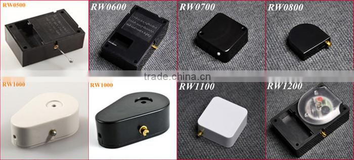Square Retractable anti-theft pull-box for wire harness positioning in electronic equipment