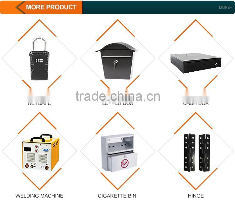 Wholesale pos machine with cash drawer Powder coating mini cash drawer