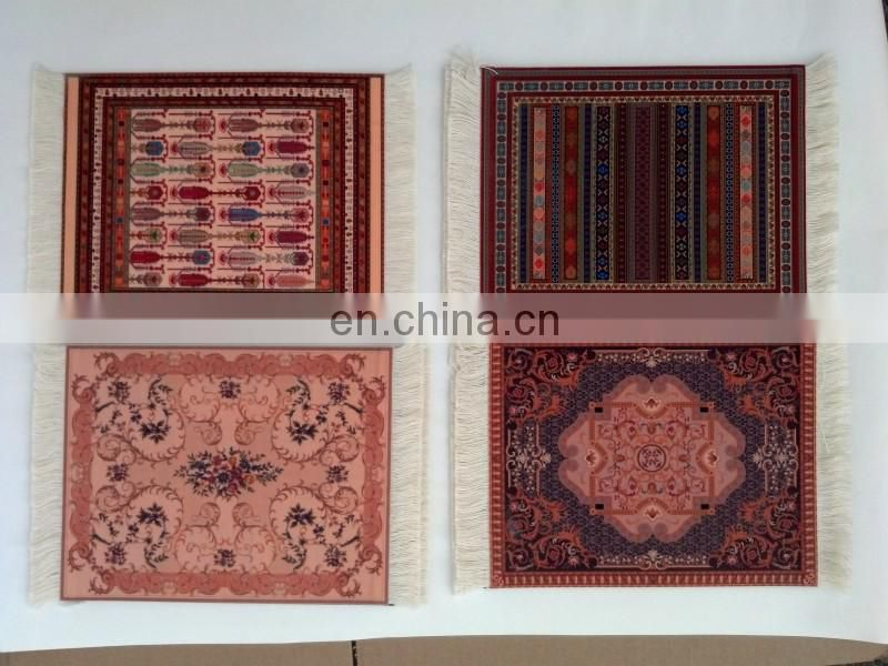 2017 Hot sale Oriental Rug mouse pad