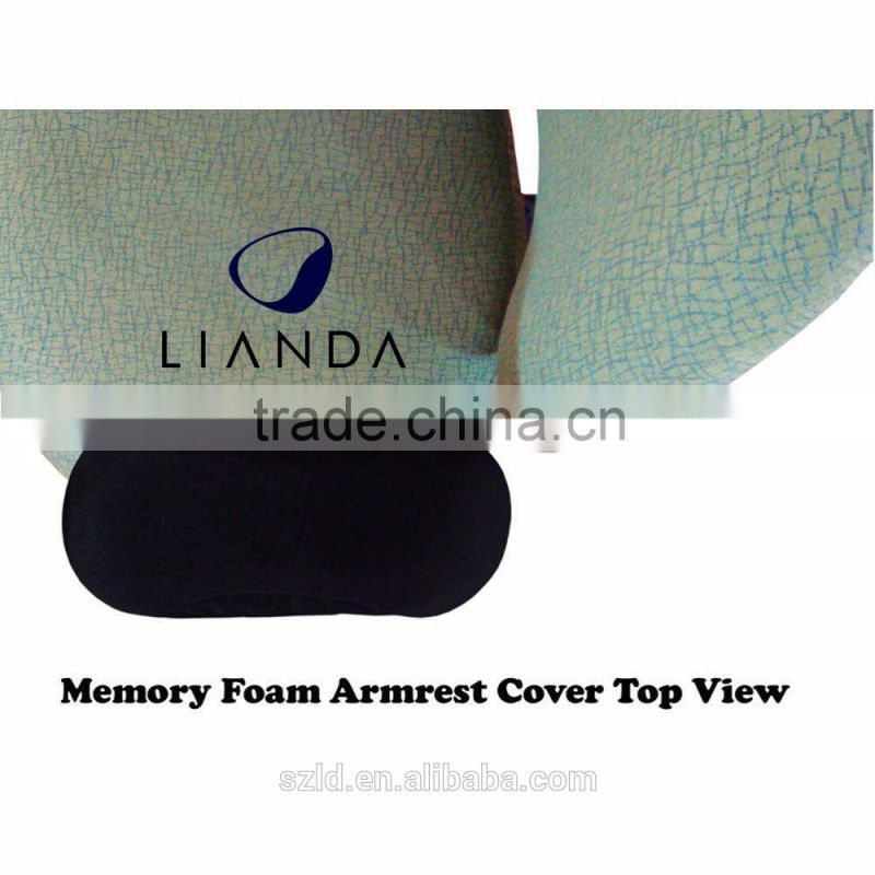 Comfort elbow and arm chair armrest cover, armrest Cushion Cover, memory foam elbow cushion