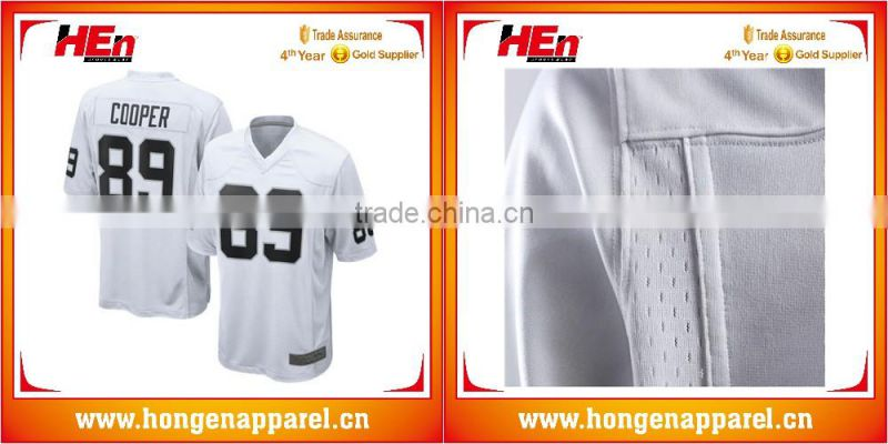 Hongen apparel Factory Tackle Twill Customized american football clothing American football pants