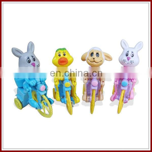 plastic children toy wind up Easter toy