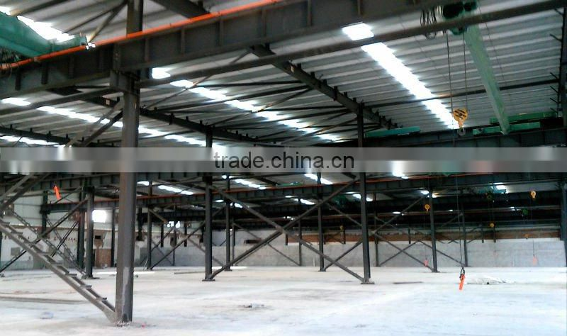 cheap warehouse metal steel construction/light steel warehouse/metal steel warehouse