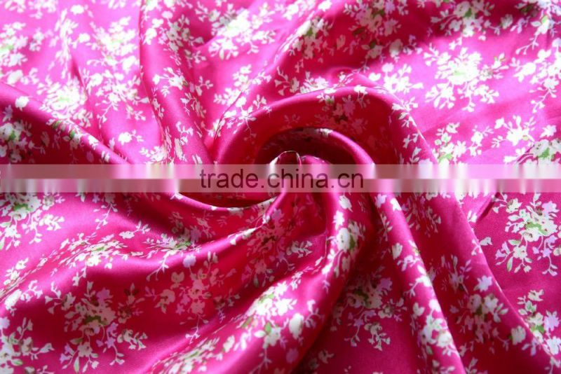 Printed thin waterproof 1680d 100 polyester microfiber fabric for making bedsheets/ fabric and textile wholesale