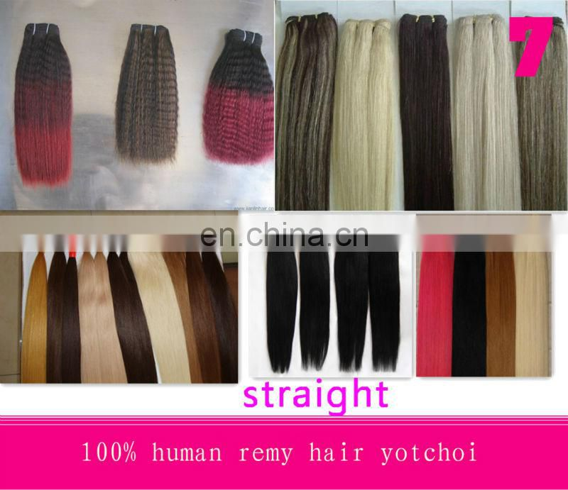 Hot sale factory cheap price high quality 100% human remy keratin hair extension