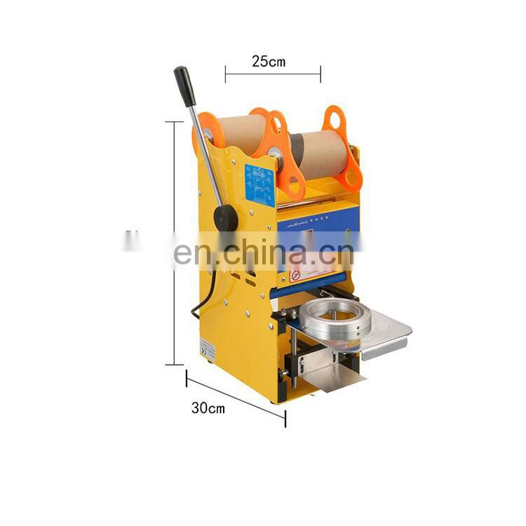 Semi-Automatic Cup Sealing Machine 95mm/75mm