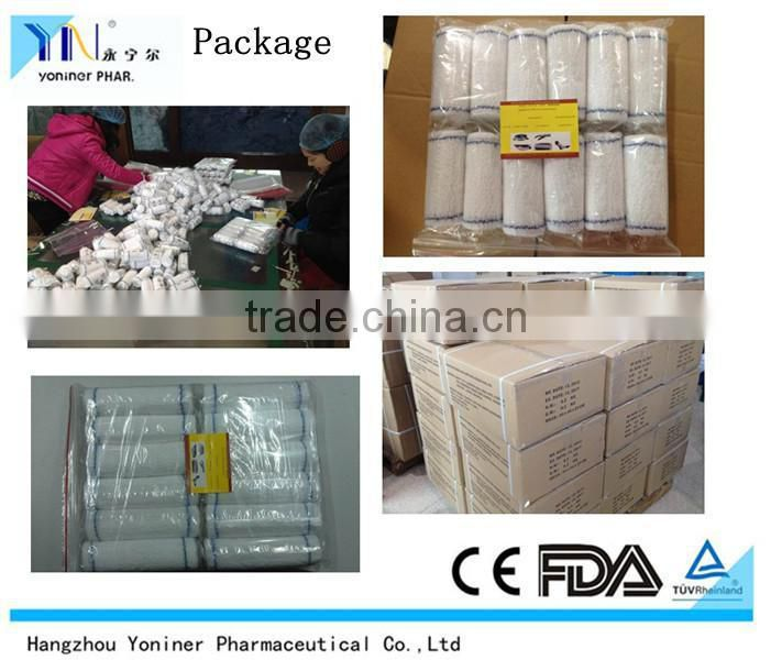medical cotton crepe bandage manufacturer