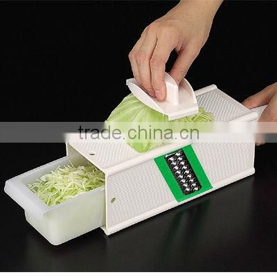 japanese kitchenware bento tools slice from 4 directions vegetable slicer grater