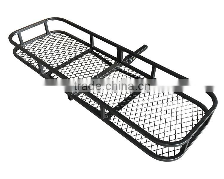 500 Pounds Capacity Hitch Mounted Cargo Carrier