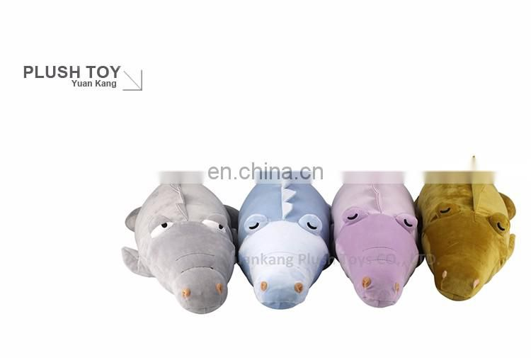 Wholesale Travel Animal Shape Body Soft Pillow Toy