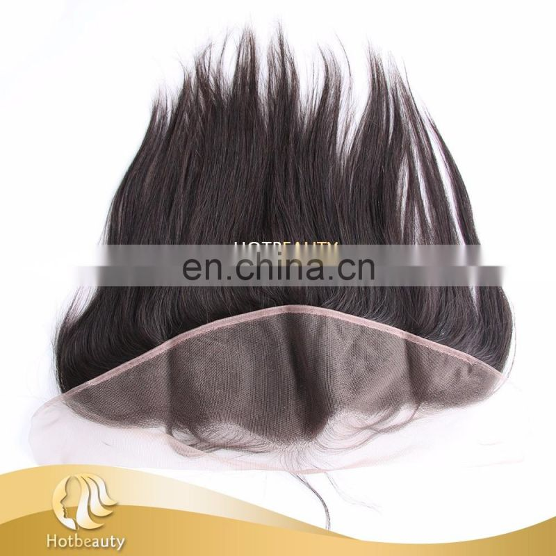 Natural Hairline Baby Hair Popular 4x13 Lace Frontal Hair Pieces