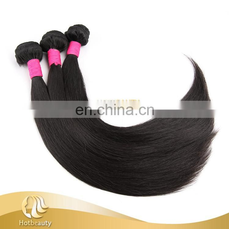 Hot Beauty 6a+ Grade Silky Straight Brazilian Hair Extension Wholesale