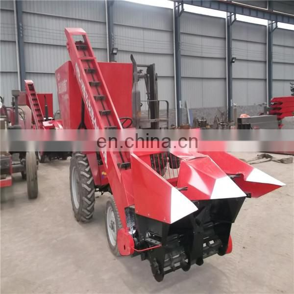 high efficiency and factory price sweet corn harvester for sale