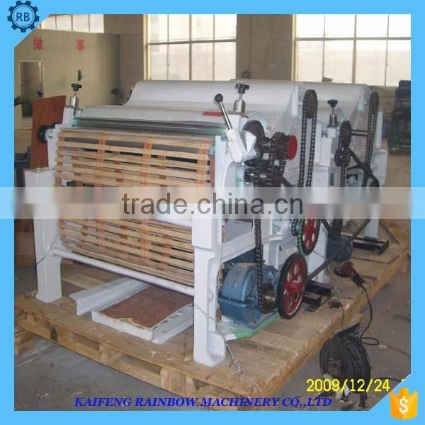 Hot sale textile waste opening machine for textile recycling