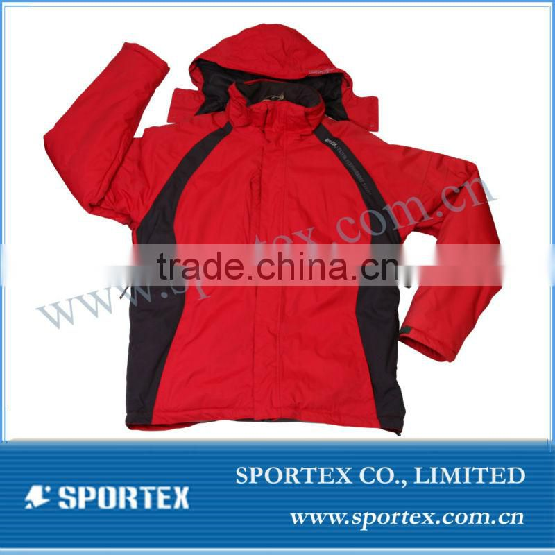 Men polar fleece jacket / outdoor jacket/windproof jacket