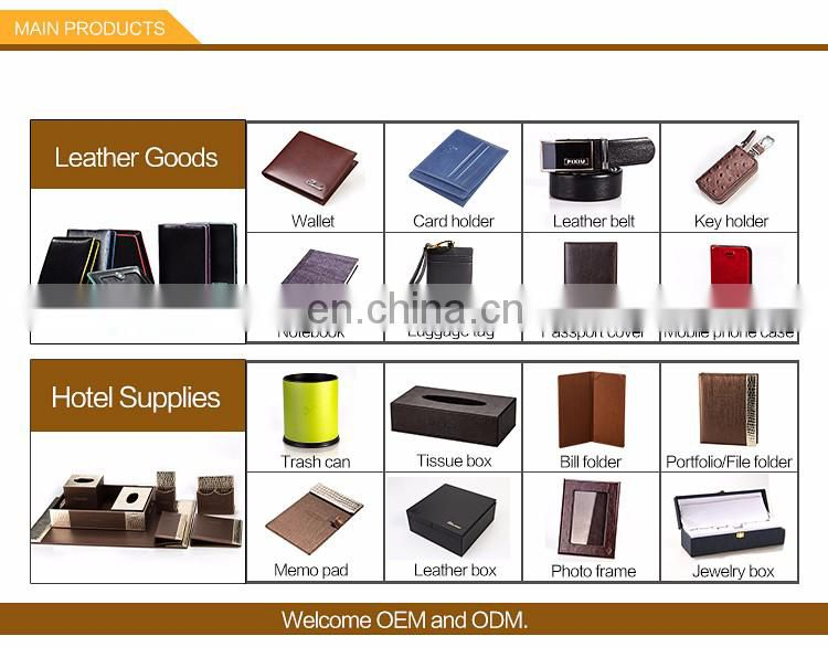 Trade Assurance Supplier Customizable Leather Custom Cases Tablet Cover