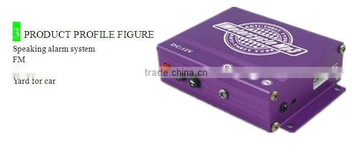 wholesale alarm audio amplifier jiangmen china factory manufactory professional atv quad 50cc