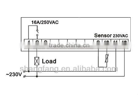 Digital Temperature Controller for Automatic Storage ... on