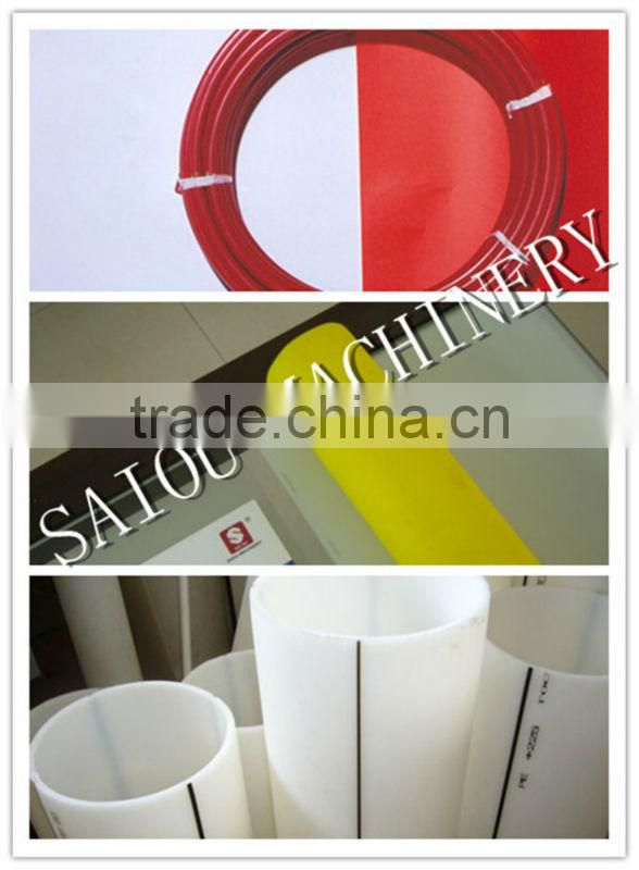 hdpe pipes extrusion product line