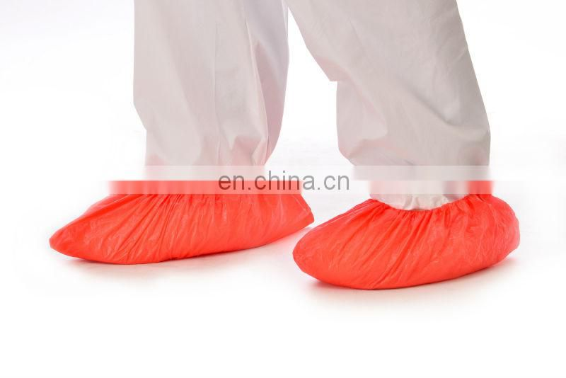 Hot sales cheap CPE shoe covers