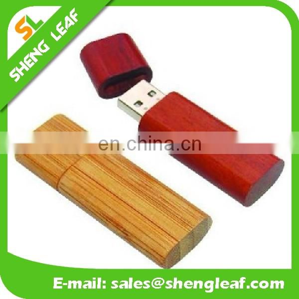 2016 new Product cheap wooden usb flash drive