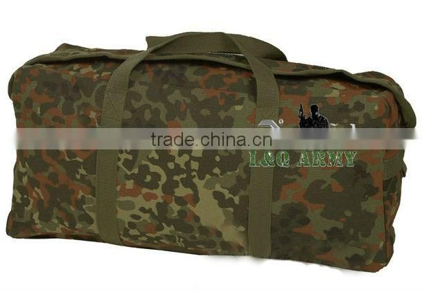 Military Tool Bag Large Canvas Kit Bag