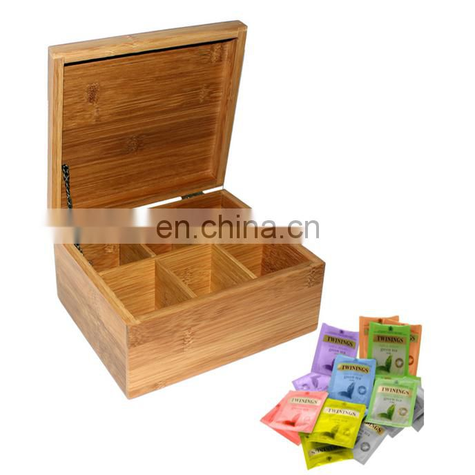 High quality custom hot sale in Gremany wood tea box