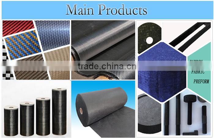 Carbon fiber fabric Carbon needle punch felt, Felt carbon fiber reinforcement concrete industry