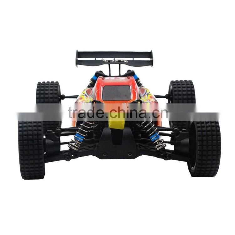 1/16 2.4g 40KM/H high speed electric rc car, remote control buggy with long control time
