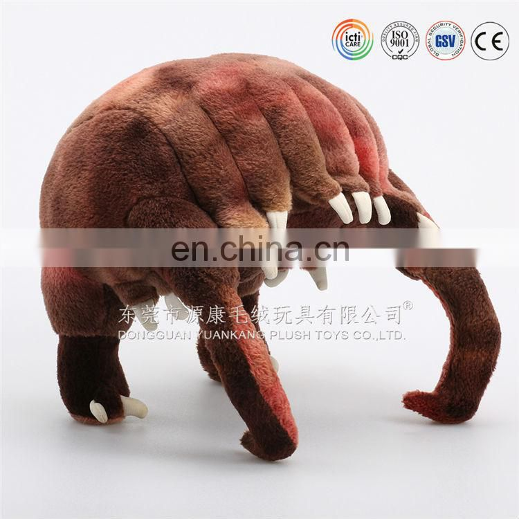 Dongguan yuankang plush Co. making novelty toy with ICTI audited