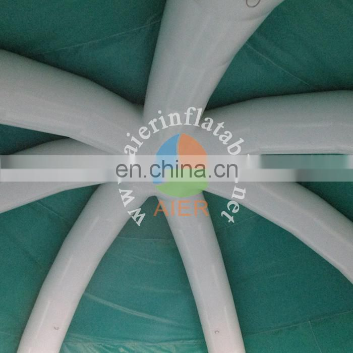 Commercial inflatable outdoor tent for sale