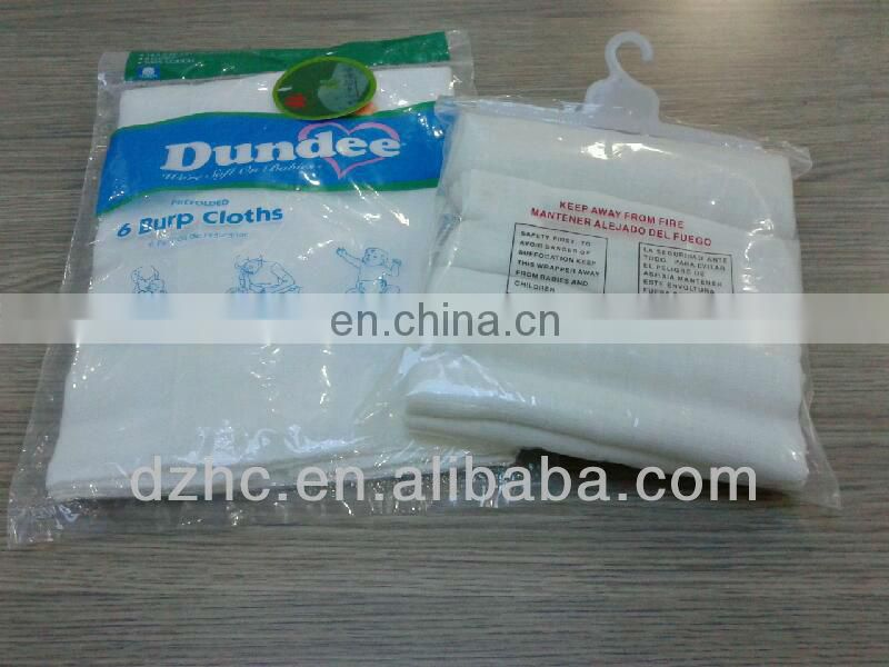 100% cotton disposable diaper