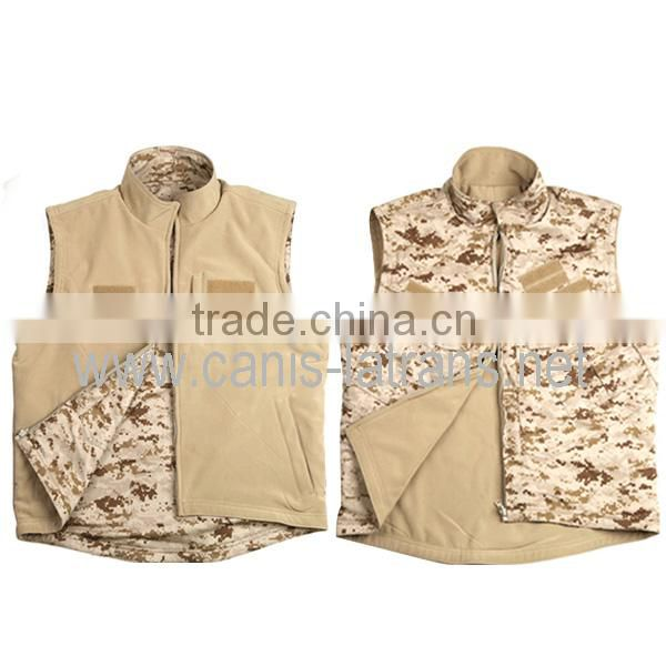 Tactical vest CS war game outdoor sports double-faced jacket solider uniforms infantry army police clothes for sale CL34-0068