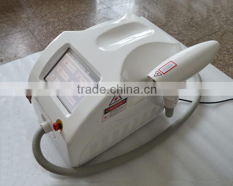 Salon use Professional Tattoo removal Laser Machine