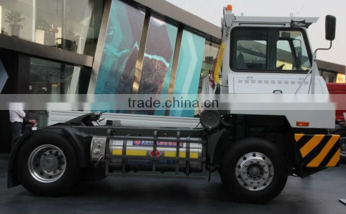 CNHTC PORT TERMINAL TRACTOR 4X2
